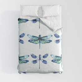 Dragonfly Wings Comforters