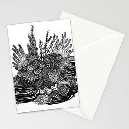Hidden Cuttlefish Stationery Cards