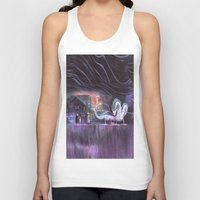 spirited away Tank Tops featuring Spirited Away by snowmarite