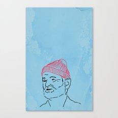 Just Bill Canvas Print