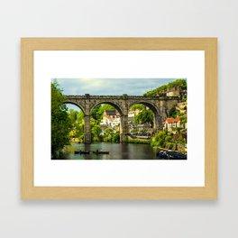 Knaresborough Framed Art Print