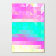 Pink Natures Canvas Print