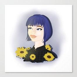 Vicky Canvas Print