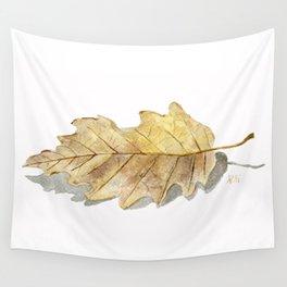 Oak leaf  Wall Tapestry