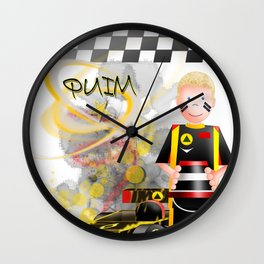 FX Quim Wall Clock