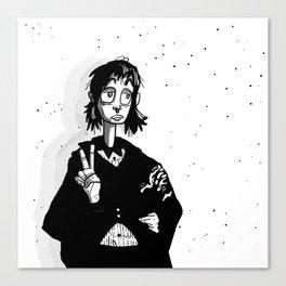 Untitled #3, 2018 Canvas Print