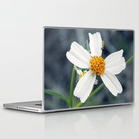 weed Laptop & iPad Skins featuring Lawn Weed by Glenn Designs