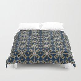 Luxury Spanish Tile - Pattern Duvet Cover