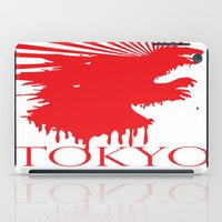 "tokyo iPad Cases featuring ""Tokyo"" by ICECREAM ROBOT"