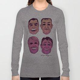 POINT BREAK  - The Ex Presidents Long Sleeve T-shirt