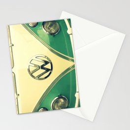 Aqua Sprinkles Stationery Cards