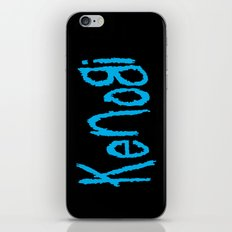 Follow the Jedi iPhone & iPod Skin