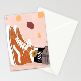 Old Skool Love Stationery Cards