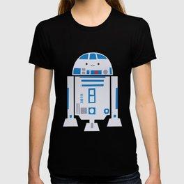 Itty Bitty R2D2 -- droid kawaii nursery art print T-shirt