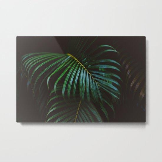 Tropical Hustle Metal Print