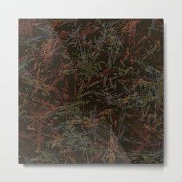 Abstract collection 124 (v.1) Metal Print