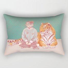 I'm a cat Lady Rectangular Pillow
