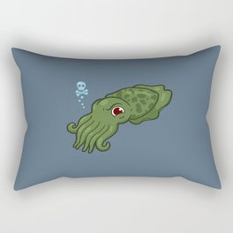 Cuttlefish - Cthulu Edition Rectangular Pillow