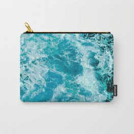 Sea Me Waving Carry-All Pouch