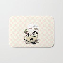 Cafe Latte Bath Mat
