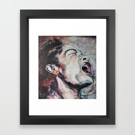 The Meaning of the Blues Framed Art Print