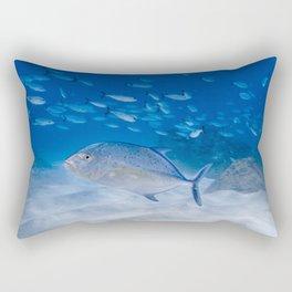 Bait ball Predators Rectangular Pillow