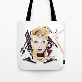 Queen Lagertha Tote Bag