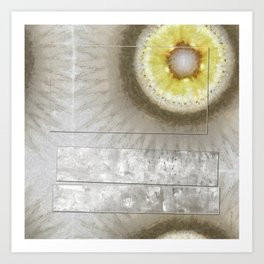 Anormal Consonance Flowers  ID:16165-051526-55391 Art Print