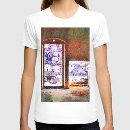 Sassi di Matera: home T-shirt