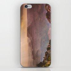 Grand Canyon Rainfall - South Rim iPhone & iPod Skin