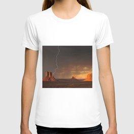 Monument Valley, Utah No. 3 T-shirt