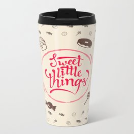 Sweet Little Things Metal Travel Mug