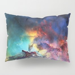 Lagoon Nebula Pillow Sham