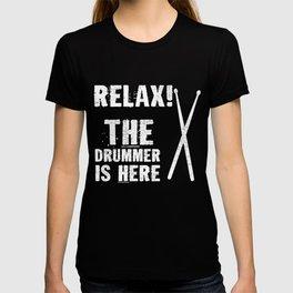 Bandshirt Drummer Shirt T-shirt