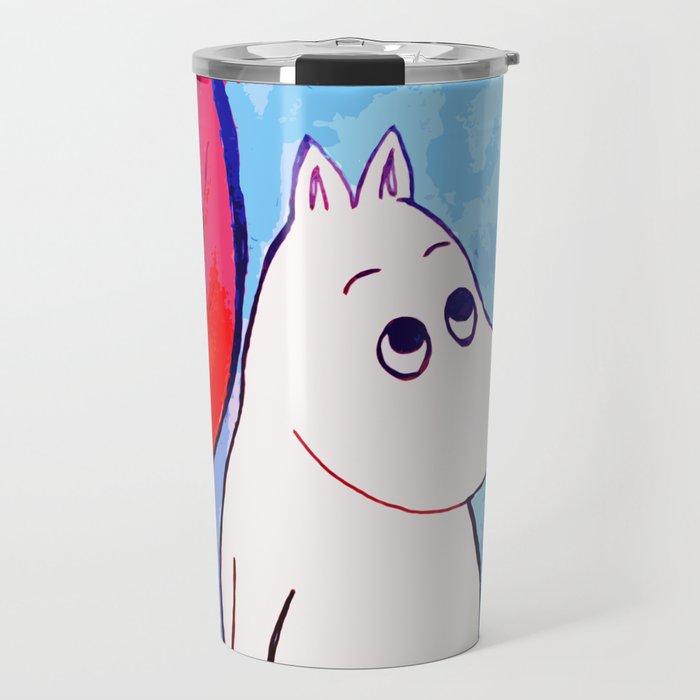 The walk of Moomin Travel Mug by js_artes