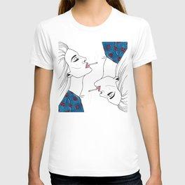 life is a cigarette  T-shirt