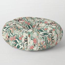 Scculents Floor Pillow