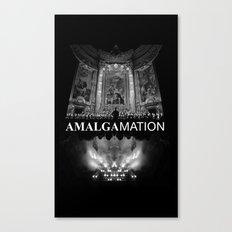 Amalgamation #4 Canvas Print