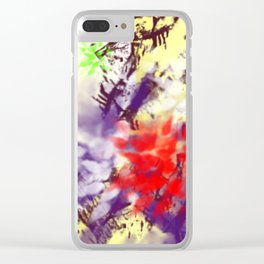 Frail Life Clear iPhone Case