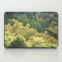 forrest iPad Cases featuring Forrest Green by Bizzack Photography