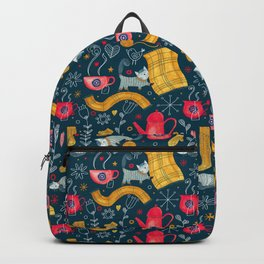 Pattern #71 - Hygge - Cosy winter Backpack