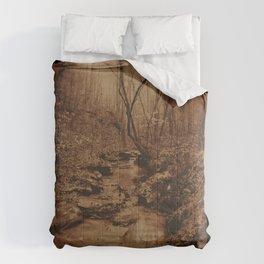 Daguerreotype Creek Comforters