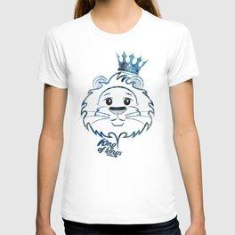 Lion King of kings T-shirt
