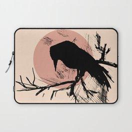 Crow edit version 4 Laptop Sleeve