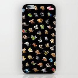 Animal Marathon iPhone Skin