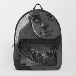 Fairy of the woods Backpack