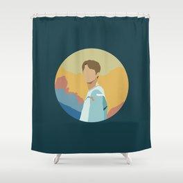 JIN - BTS Shower Curtain