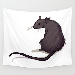 Feeling Ratty Wall Tapestry
