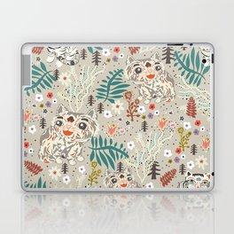 Tiger land Laptop & iPad Skin