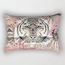TIGER - WILD THING JUNGLE Rectangular Pillow